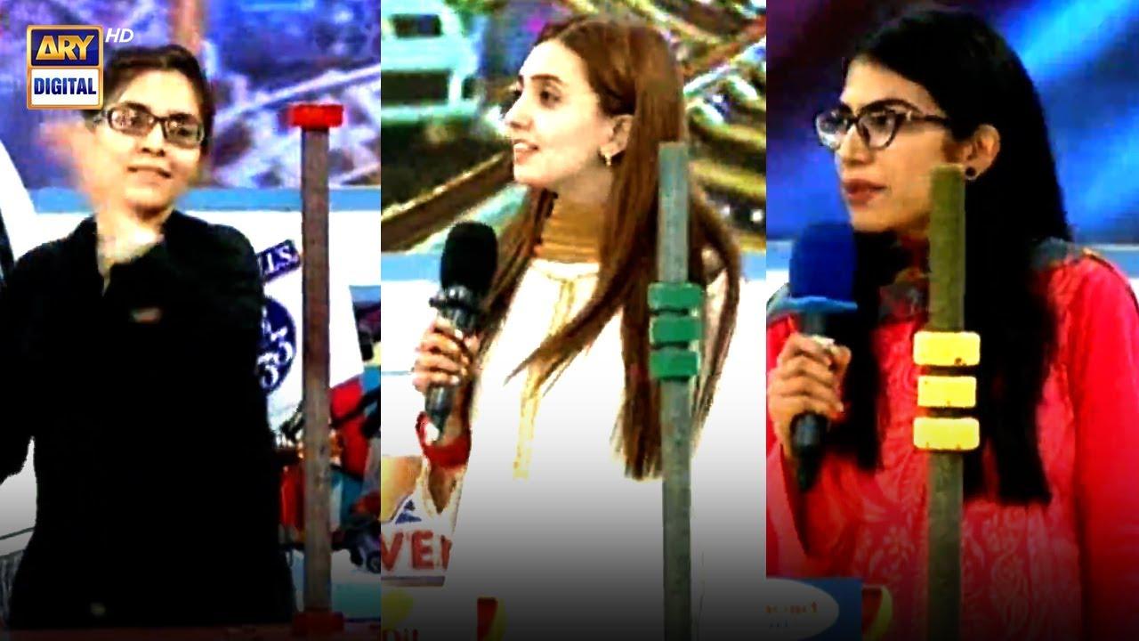 Jeeto Pakistan | Nut Kholna hai | Lahore Special | Fahad Mustafa