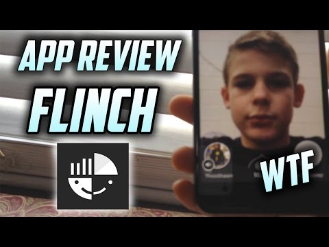App Review: Flinch (Funny Reactions)