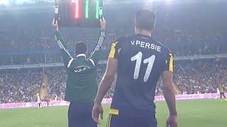 Robin Van Persie First Match   Fenerbahçe - Shakhtar 28/07/15   Первый матч Ван Перси за Фенербахче