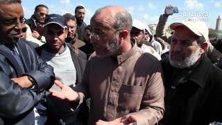 منع دفن أرملة الشيخ ياسين