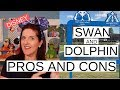 Swan and Dolphin at Disney World Full Review