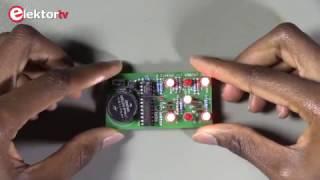 Super Simple Electronic Dice