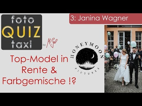 Top-Model in Rente & Farbgemische !? - foto QUIZ taxi - Folg