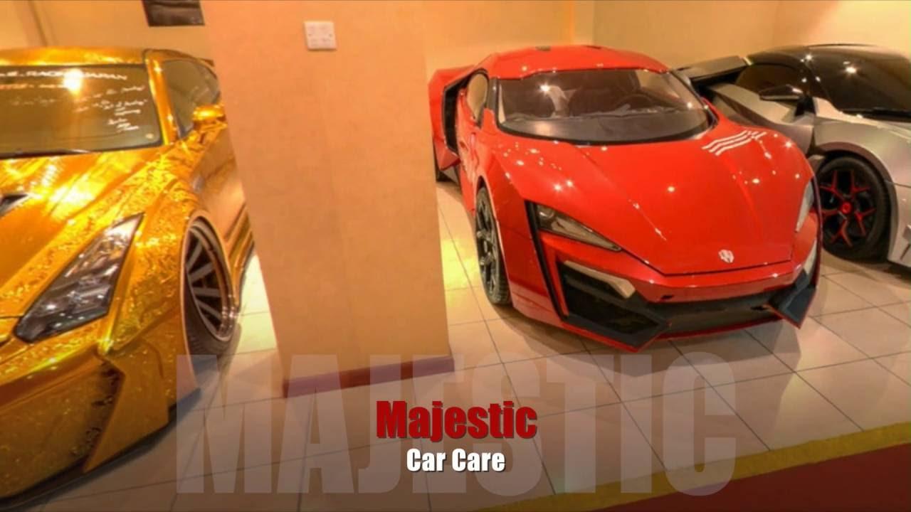 Majestic Car Care Dubai Youtube