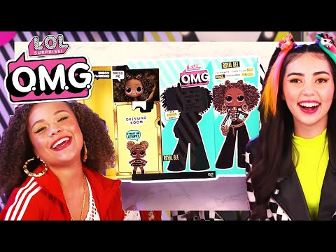 UNBOXED! | LOL Surprise! O.M.G. Outrageous Millennial Girls™ | Season 4 Episode 10