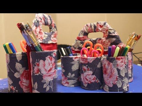 DIY Multipurpose Storage Box - DIY Crafts