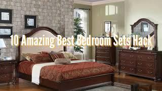 10  Amazing Best Bedroom Sets Hacks