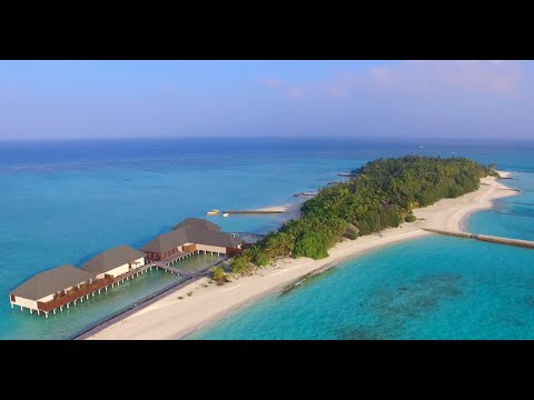 Drone Flight #1 @ Maldives (Summer Island, North Male Atoll, 12.15 - 01.16)