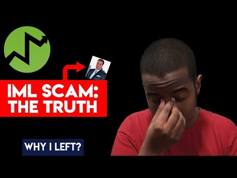 iMarketsLive Scam: Why I left IML