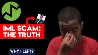 iMarketsLive Scam: Why I left IML