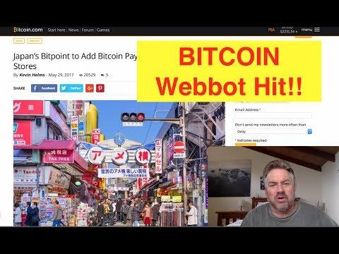 Bitcoin: Clif High's Latest Webbot HIT!! (Bix Weir)