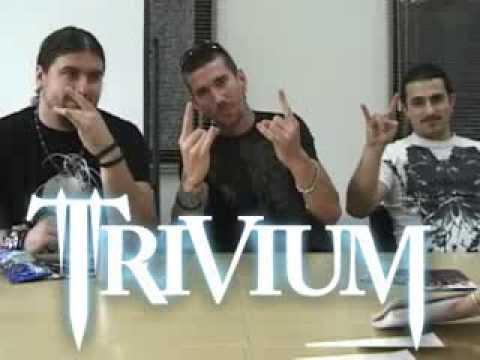 TRIVIUM -LOUD PARK 07-