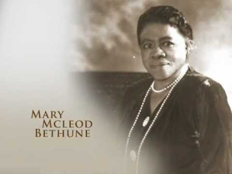 Mary McLeod Bethune, Pioneer in Education & Equality