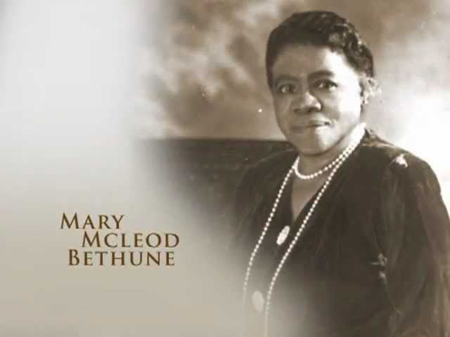 ida b wells and mary mcleoud bethune Share mary church terrell quotations about country, home and struggle  ida b wells josephine st pierre ruffin mary mcleod bethune frances harper.