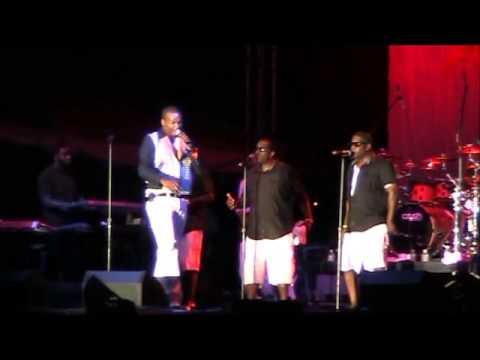 Jaheim Diamond In Da Ruff  Live 2012