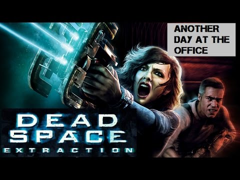 Dead Space Extraction! Rare Badass Arcade Shooting Gun Game! Anouther day at the Office!