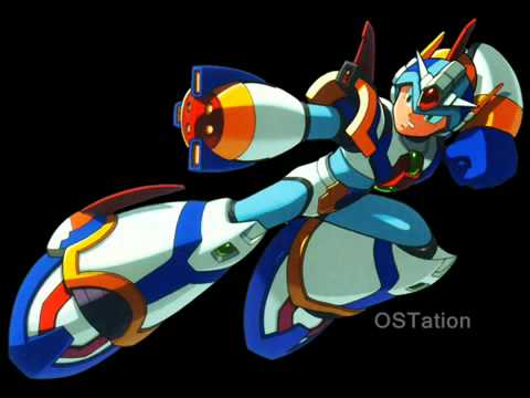 Mega Man X5 OST  T03  Opening Stage X Eurasia City  Broken Highway