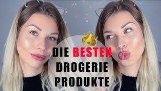Ganzes Make-Up nur mit den BESTEN DROGERIE Produkten I Kim Wood