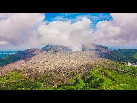 A HIDDEN JAPAN #2 || Kumamoto Prefecture, Kyushu Drone Video || DJI MAVIC PRO 4K HD