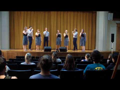 O Sing to the Lord a New Song - Geneva College's New Song