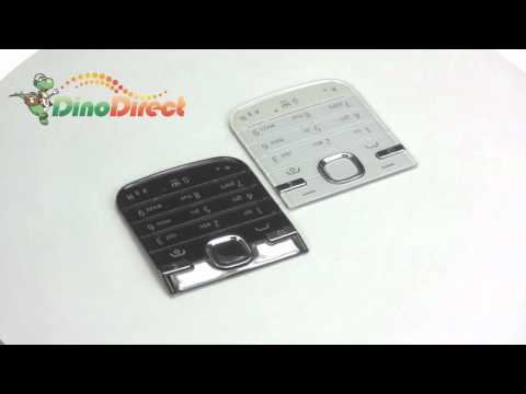 Replacement Repair Part Keypad Keyboard for NOKIA 6730 from Dinodirect.com
