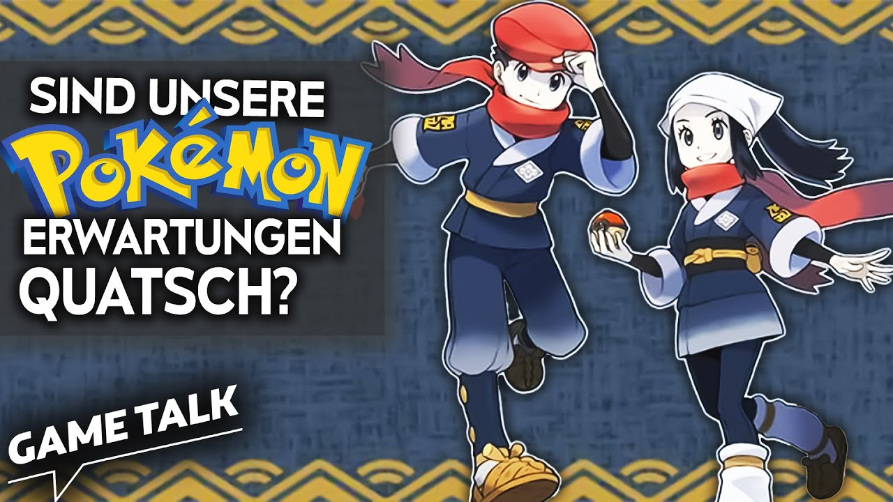Pokémon-Games: Sind unsere Erwartungen quatsch?   Game Talk