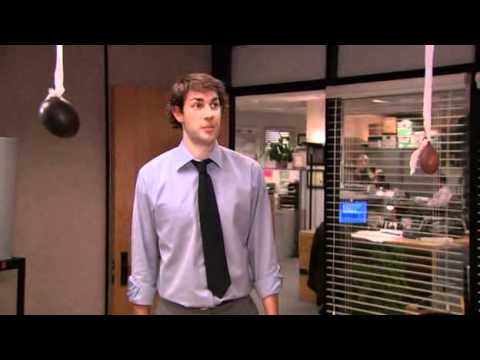 The Office: Dwight decorates the conference room