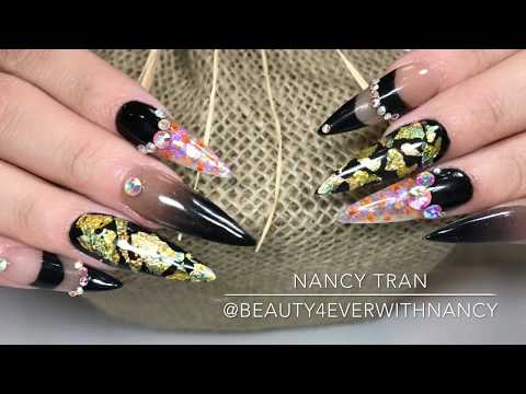 How to Create Easy Dipping Powder Nails Designs