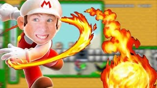 UN JUEGO DENTRO DE ESTE JUEGO | Super Mario Maker