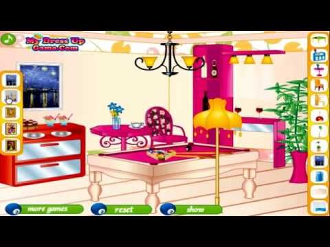 decorating-room-game--games-for-kids-#1