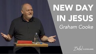 Graham Cooke - New Day In Jesus