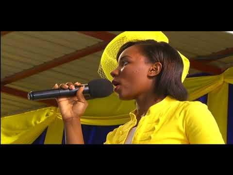 "Eglise Shalom Haiti(Judeline Cerizier Live ""Je veux t"