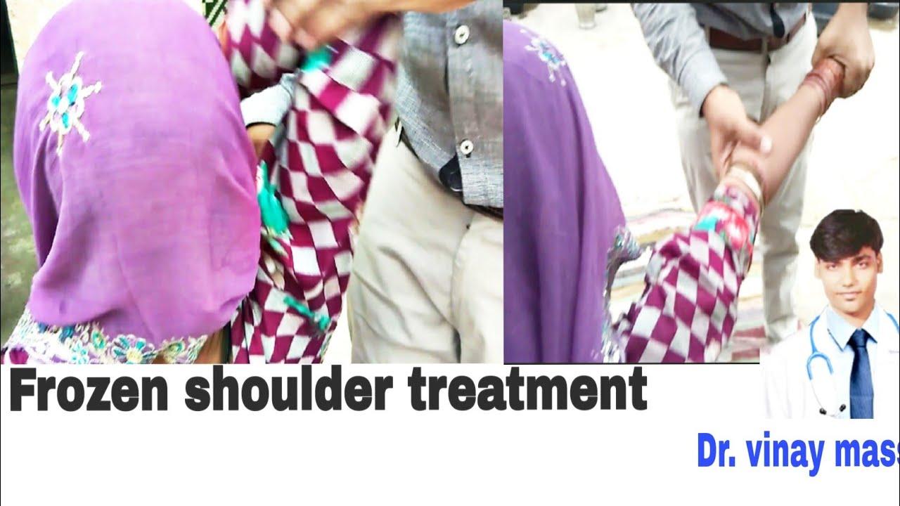 Download Frozen shoulder chiropractic treatment! 🔥 hilarious cracking ever! Dr. Vinay massei 👨🍳