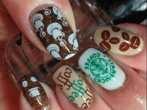 Crazy Nail Designs - Crazy Nail Designs - YouTube
