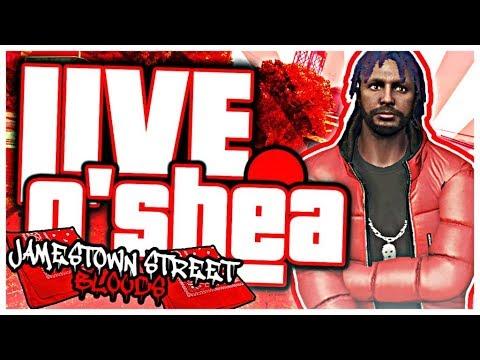 💀 GTA V ROLEPLAY - O'shea Hill - BLOODS !loots