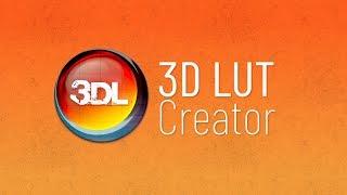 Najlepszy program do korekty kolorów? 3D LUT Creator