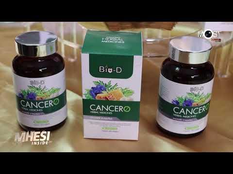 """""""Cancero"""" นวัตกรรมสมุนไพรไทยรักษาโรคมะเร็ง"""