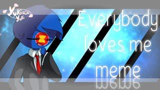 Everybody loves me Meme // countryhumans // ft.ASEAN