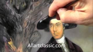 Art Reproduction Painting-Thomas Gainsborough