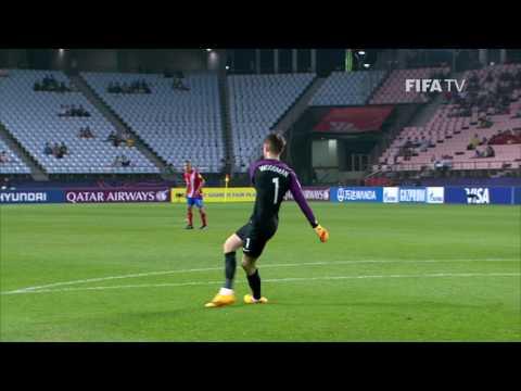 Match 39: England v. Costa Rica - FIFA U-20 World Cup 2017