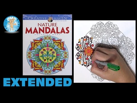 creative-haven-nature-mandalas-by-marty-noble-adult-coloring-book-sun-extended---family-toy-report