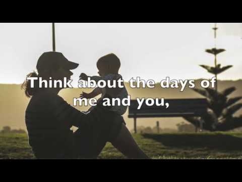 YOU AND ME AGAINST THE WORLD by Helen Reddy (with lyrics)