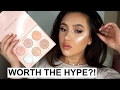Anastasia Beverly Hills x NICOLE GUERRIERO GLOW KIT!!! Swatches & Review│Jennifer Drs ♡