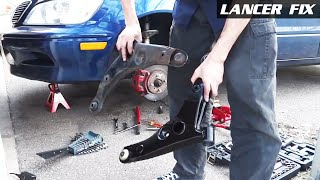 Lancer Fix 14 | Front Drive Hub, Control Arm
