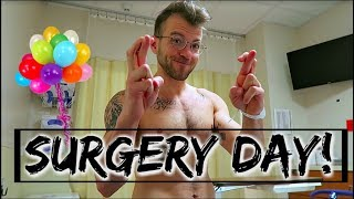 IT IS TIME!- Surgery Day!- Transgender Life- The ALMOST Every Day Vlog Ep. 12