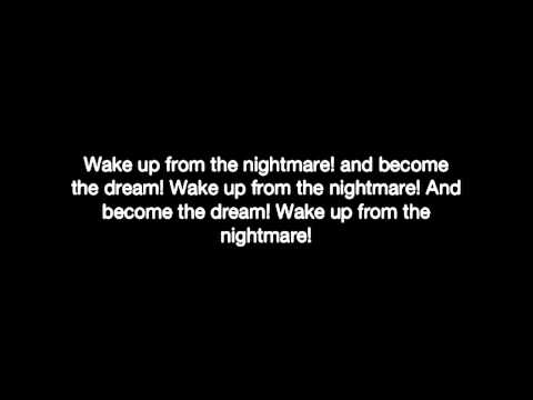 Dream Awake- Northlane ( Lyrics )