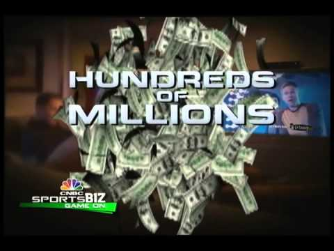CNBC TV - PROMO - CNBC Sports Biz
