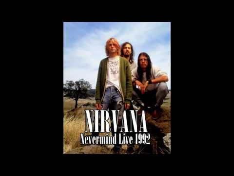 Nirvana - Nevermind [Best live performances in 1992]