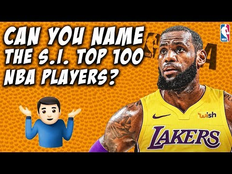 can-you-name-the-sports-illustrated-top-100-nba-players?
