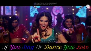 If You Sing Or Dance You Lose | Sunny Leone Edition